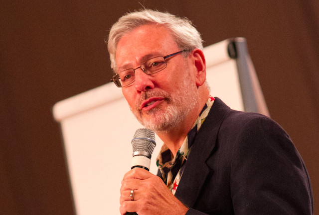 Speaker and author Dr. David Gruder, Phd, DECP, via www.theNewIQ.com